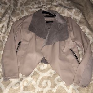 Grey blazer/jacket
